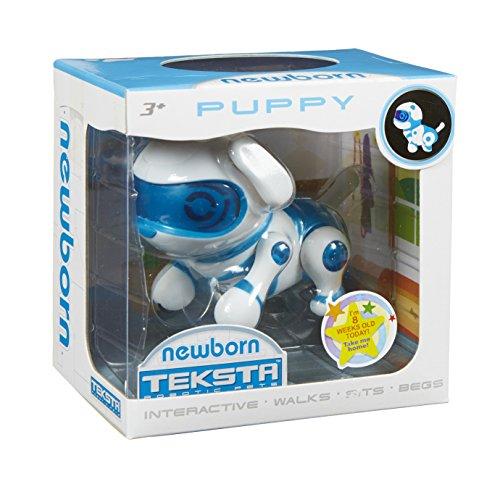 TEKSTA - Cucciolo Robot interattivo