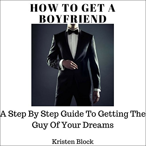 How to Get a Boyfriend audiobook cover art