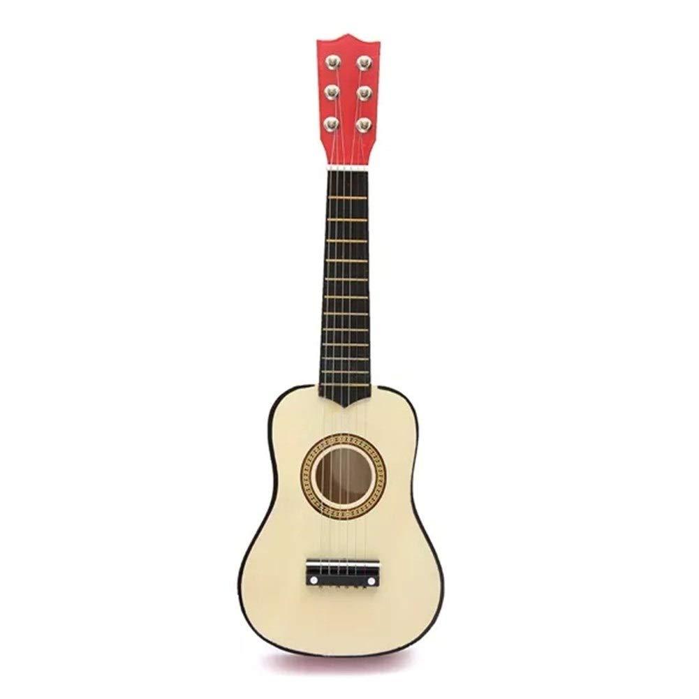 Caja de la guitarra clásica De 6 secuencias pulgadas principiantes ...