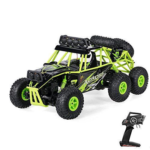 WLtoys 6WD Truck, Green