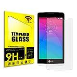 actecom® Cristal Templado Protector 2.5D 9H para LG Leon 4G