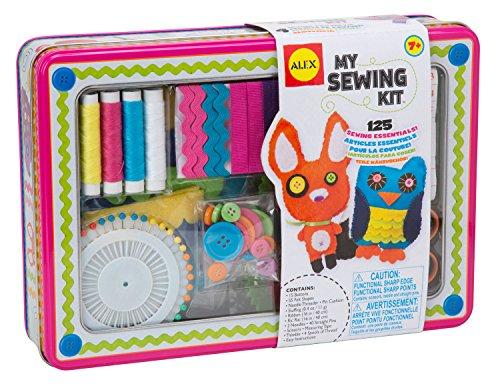 Alex Toys - Mi kit costura para niños (191T)