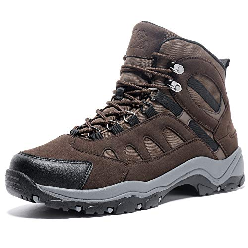 (65% OFF) Men's Insulated Winter Hiking Boots  $22.99 – Coupon Code