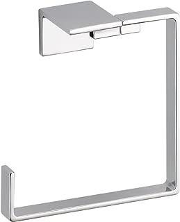 Delta Faucet 77746 Vero Towel Ring, Polished Chrome