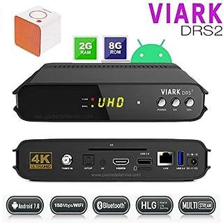 Decodificador Viark DRS 2 con RU-33 de Regalo