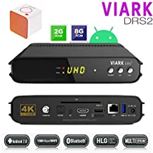 Decodificador Viark DRS 2 con RU-33 de Regalo