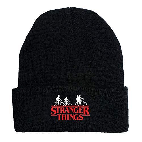 Gorro Stranger Things, Gorro de Algodón, Gorros de Punto