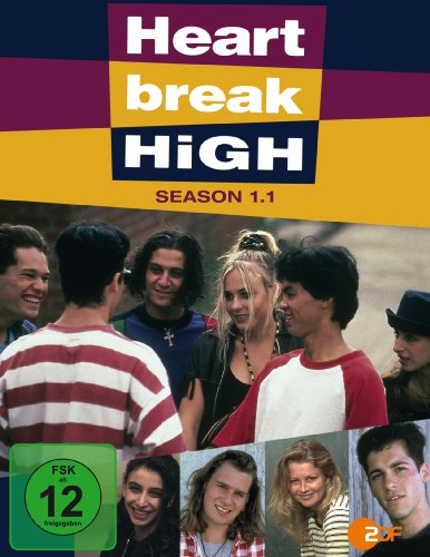 Heartbreak High - Season 1.1 (5 DVDs)
