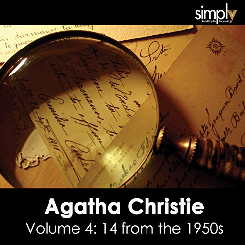 Agatha Christie 1950s: 14 Book Summaries, Volume 4 – Without Giving Away the Plots audiobook cover art