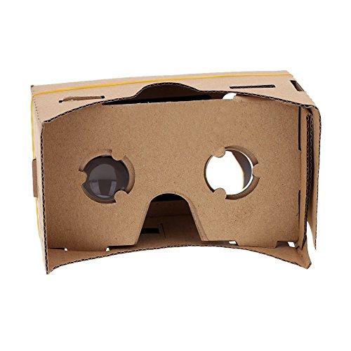 Andoer DIY Google 3D Occhiali Cartone virtuale VR...
