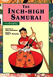 The Inch-High Samurai retold by Frank F. McCarthy, illustrated by Shiro Kasamatsu