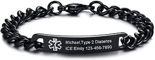 medical awareness bracelets