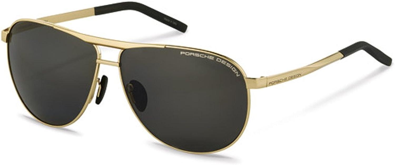 Porsche Design P8642 B Unisex Designer Sunglasses Size 6211