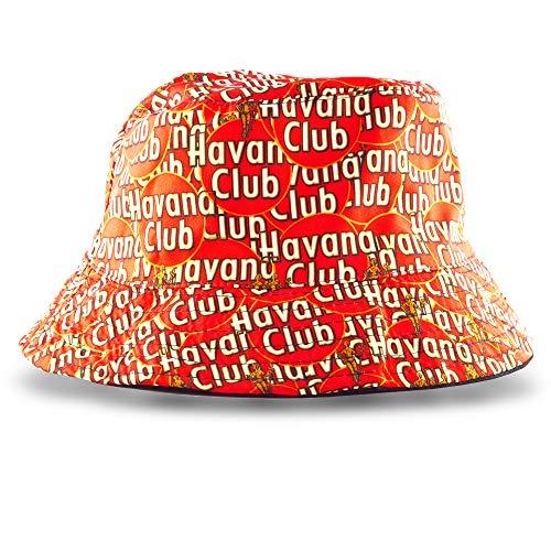 Havana Club Original Hut in blau Logo in rot