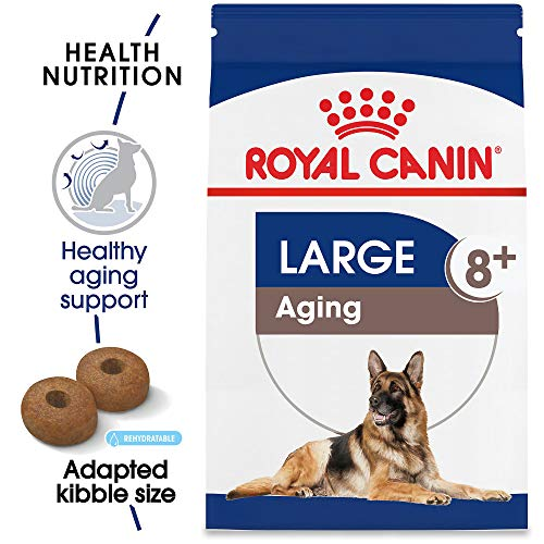 Royal Canin Large Aging 8+ Senior Dry Dog Food, 30 lb. bag