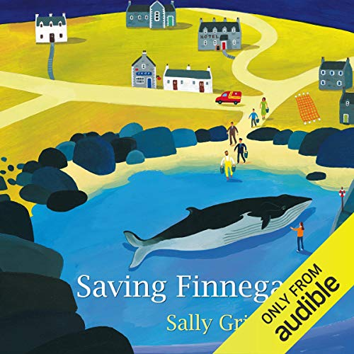 Saving Finnegan cover art