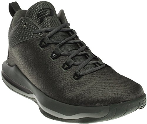 Nike Jordan CP3.X AE Mens Basketball-Shoes 897507-002_10.5 - River Rock/Black-Metallic Silver