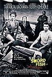 SWORDFISH (2001) Original Authentic Movie Poster 27x40...