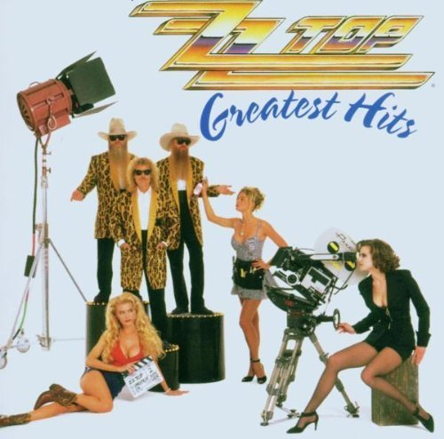 Greatest Hits by ZZ Top (1992) Audio CD