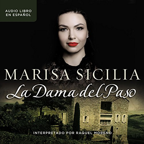 La dama del paso [The Lady of the Step] audiobook cover art