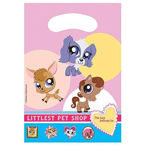 Hasbro Plastique Littlest Pet Shop Nappe 1.8 m x 1.2 m