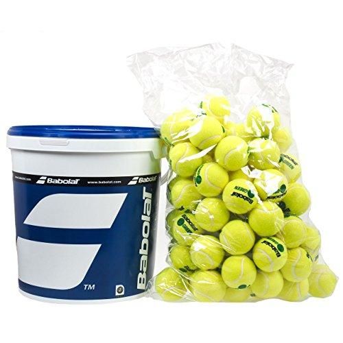 Babolat Green Box X72 Bolsa de Pelotas de Tenis, Unisex Adulto, Amarillo,...
