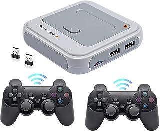 Mify PlayStation R8 trådlös retro spelkonsol inbyggd klassisk spelkonsol bärbar trådlös konsol