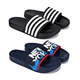 Bersache Fashion Perfect Washable Flip-Flop & Slipper, Slides Walking Slipper for Men Pack