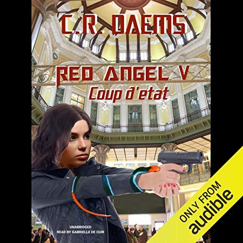 Coup d'Etat audiobook cover art