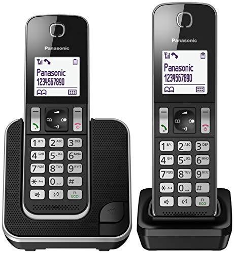 Panasonic KX-TGD312 - Teléfono Fijo inal...