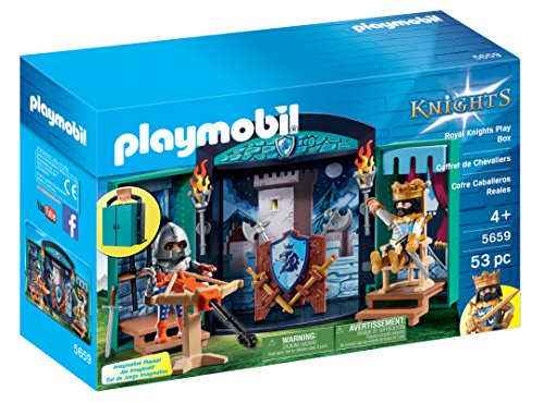 Playmobil 5659 - MALETÍN Caballeros Reales - Exclusivo