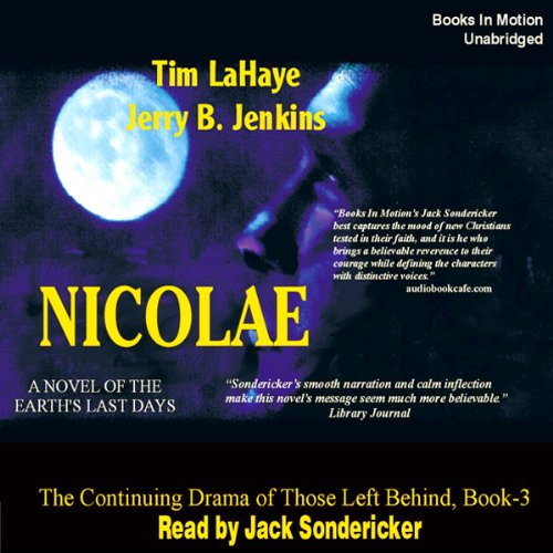 Nicolae cover art