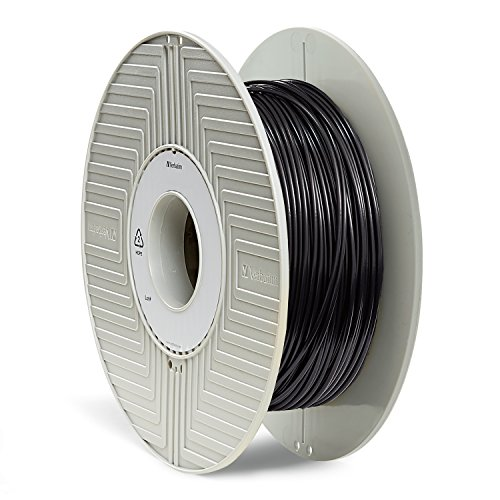 Verbatim 55507 3D Printer Filament Primalloy 2.85mm 500g Black (Small Reel)