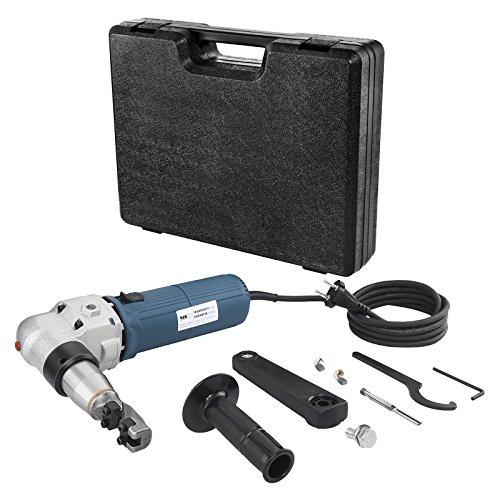 MSW Motor Technics BLS-300 Roditrice Elettrica (500 Watt, 1000 U/Min, Cavo 2 Metri, Accessori Inclusi)