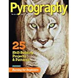 Pyrography: 25 Skill-building Projects & Patterns Featuring Burning for Beginners