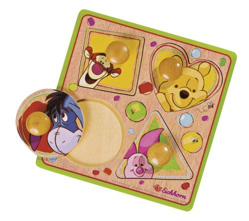 Eichhorn 100003383 Puzzle Winnie l'ourson en Bois