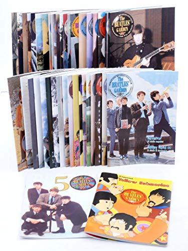 THE BEATLES' GARDEN 21 A 62 (FALTA Nº 23). 41 Nºs. 16 Años. Sergeant Beatles Fan Club. Oferta
