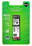 ZTC 128GB M.2 NVMe PCIe 80mm SSD Astounding Performance and High-Endurance Great Upgrade for Gaming Model ZTC-PCIEG3-128G