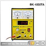WINMING BK-1502TA DC regulated power supply ammeter, digital display 15V 2A adjustable