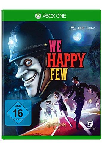 We Happy Few XB-One [Importación alemana]