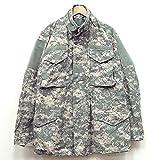 実物 米陸軍 ACUカモ M-65 フィールドジャケット (MEDIUM-REGULAR, ACUカモ)
