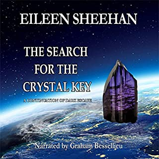 The Search for the Crystal Key     A Continuation of Dark Escape, Volume 2              Written by:                                                                                                                                 Eileen Sheehan                               Narrated by:                                                                                                                                 Graham Bessellieu                      Length: 9 hrs and 56 mins     Not rated yet     Overall 0.0