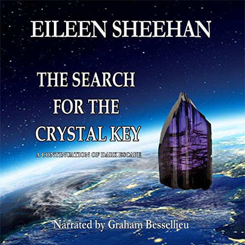 The Search for the Crystal Key audiobook cover art