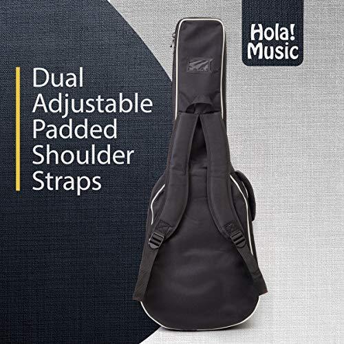 NEUMA Acoustic Guitar Bag 41inch Waterproof 0.3inch Padded Gig Bag Guitar Case