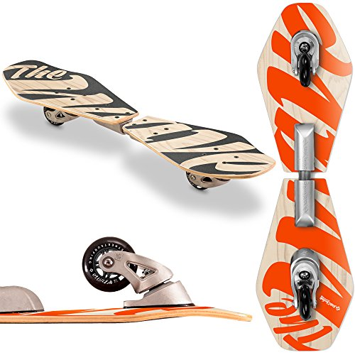 Streetsurfing The Wave Wave Rider Waveboard Signature
