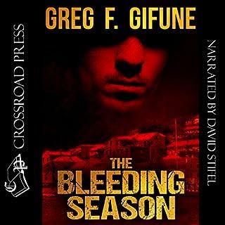 The Bleeding Season audiobook cover art