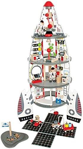 Helloshop26-Jeu d'Imitation Enfant Jeux Jouets Centre Spatial Discovery, 102056