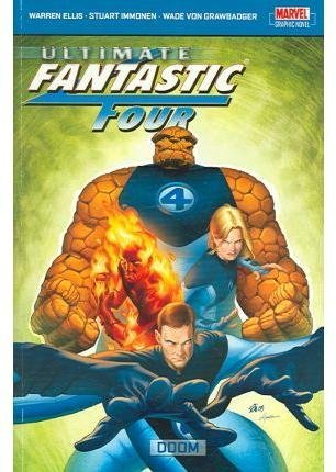 [Ultimate Fantastic Four: Doom Vol. 2] (By: Warren Ellis) [published: July, 2005]