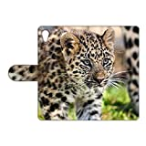 B2Ctelecom Schutzhülle für Sony Xperia Z5   Z5 Dual Hülle Baby Luipaard