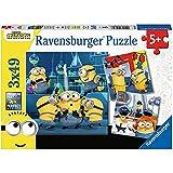 Ravensburger Puzzles 3x49 pièces - Drôles de Minions / Minions 2